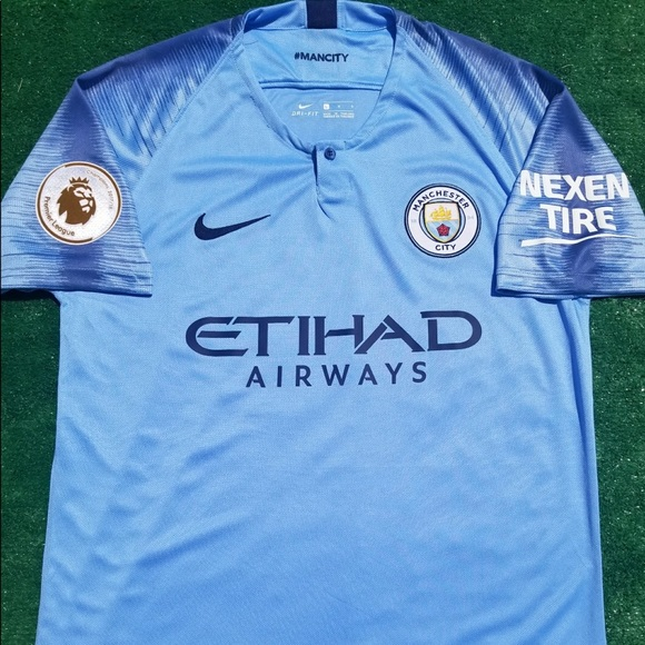 premium selection 5dc62 6ad78 2018/19 Manchester City soccer jersey G. Jesus NWT